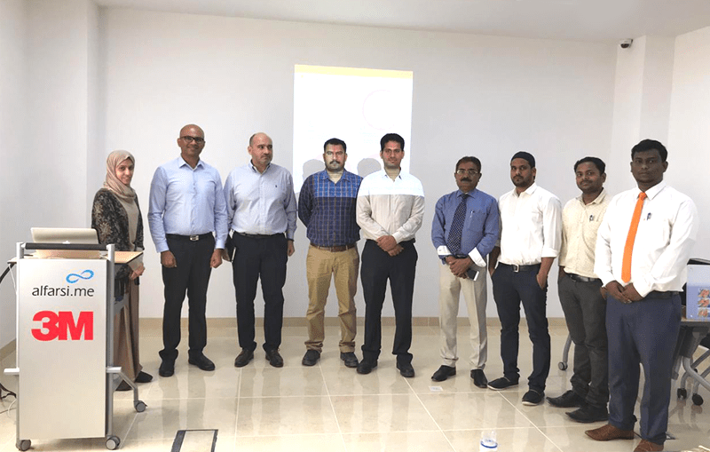 Alfarsi.me and 3M Corporation Conducts Training for Food Laboratory Technicians