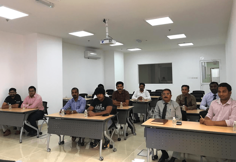 Alfarsi.me Hosts Regional Sales Training for GV Health
