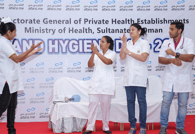 world hand hygiene day poster
