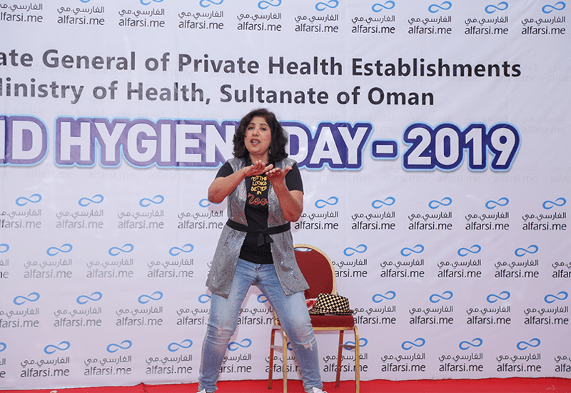 hand hygiene awareness campaign ideas