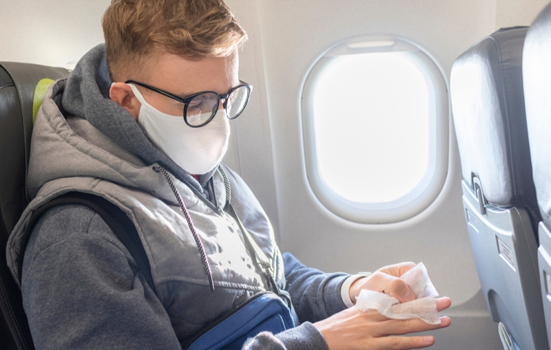 How to Reduce the Risk of Infection During Travel?