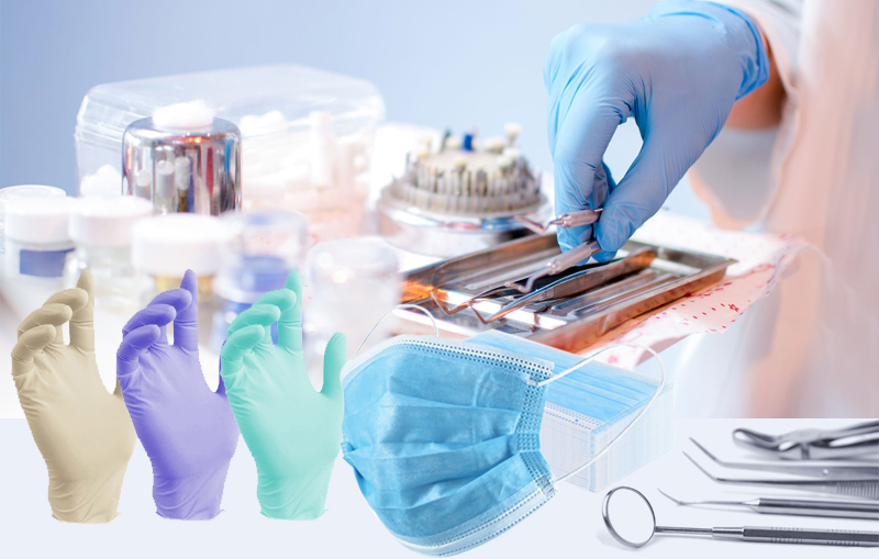 Dental Consumables from Leading Manufactures