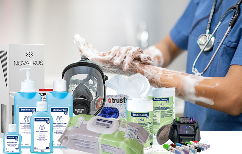 Infection Control Products To Support Your Healthy Life